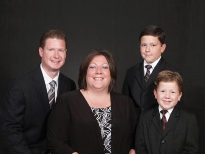 Pastor Schaffer & Family
