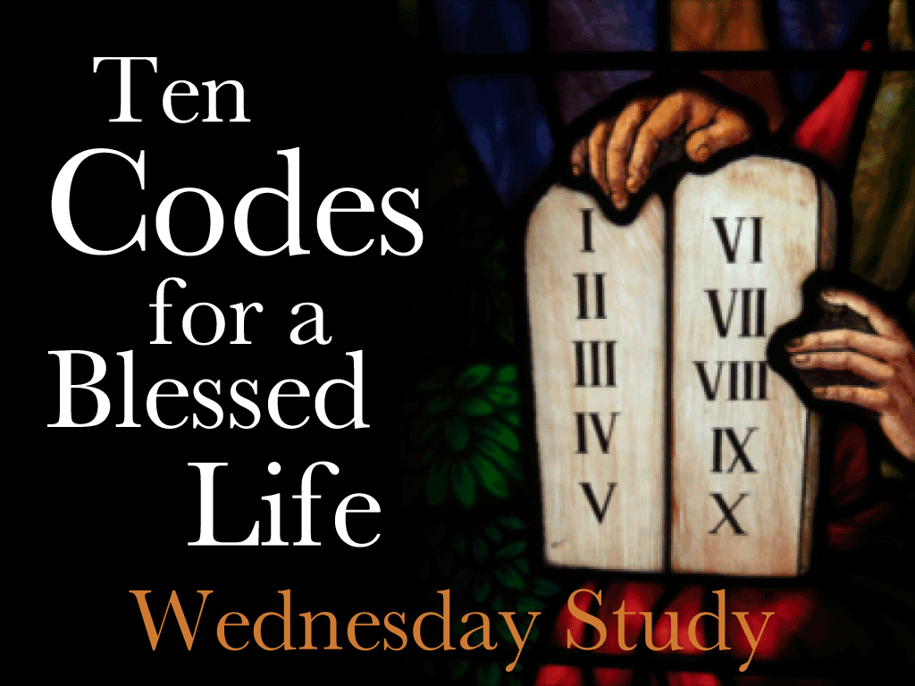 Wednesday Series: Ten Codes for a Blessed Life