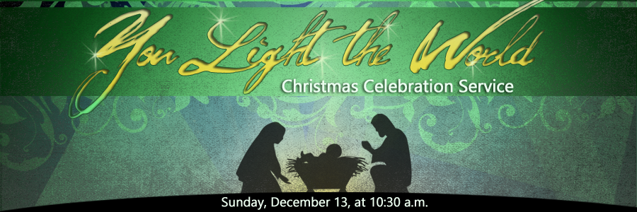 Open Door Christmas Celebration Service